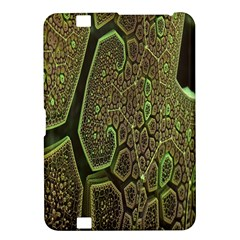 Fractal Complexity 3d Dimensional Kindle Fire HD 8.9