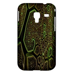 Fractal Complexity 3d Dimensional Samsung Galaxy Ace Plus S7500 Hardshell Case