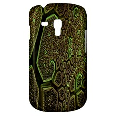 Fractal Complexity 3d Dimensional Samsung Galaxy S3 MINI I8190 Hardshell Case