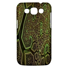 Fractal Complexity 3d Dimensional Samsung Galaxy Win I8550 Hardshell Case
