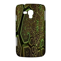 Fractal Complexity 3d Dimensional Samsung Galaxy Duos I8262 Hardshell Case