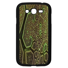 Fractal Complexity 3d Dimensional Samsung Galaxy Grand DUOS I9082 Case (Black)