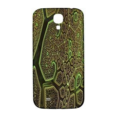 Fractal Complexity 3d Dimensional Samsung Galaxy S4 I9500/I9505  Hardshell Back Case