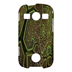 Fractal Complexity 3d Dimensional Samsung Galaxy S7710 Xcover 2 Hardshell Case