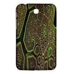 Fractal Complexity 3d Dimensional Samsung Galaxy Tab 3 (7 ) P3200 Hardshell Case