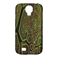 Fractal Complexity 3d Dimensional Samsung Galaxy S4 Classic Hardshell Case (PC+Silicone)