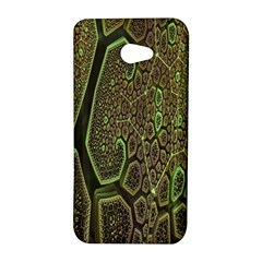 Fractal Complexity 3d Dimensional HTC Butterfly S/HTC 9060 Hardshell Case