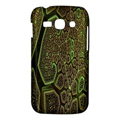 Fractal Complexity 3d Dimensional Samsung Galaxy Ace 3 S7272 Hardshell Case