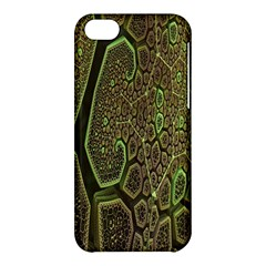 Fractal Complexity 3d Dimensional Apple iPhone 5C Hardshell Case