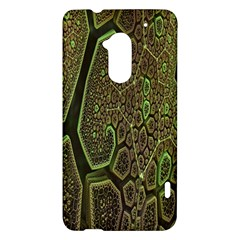 Fractal Complexity 3d Dimensional HTC One Max (T6) Hardshell Case