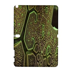Fractal Complexity 3d Dimensional Samsung Galaxy Note 10.1 (P600) Hardshell Case
