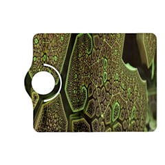 Fractal Complexity 3d Dimensional Kindle Fire HD (2013) Flip 360 Case