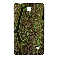 Fractal Complexity 3d Dimensional Samsung Galaxy Tab 4 (8 ) Hardshell Case