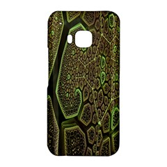 Fractal Complexity 3d Dimensional HTC One M9 Hardshell Case