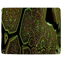 Fractal Complexity 3d Dimensional Jigsaw Puzzle Photo Stand (Rectangular)