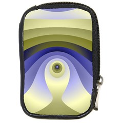 Fractal Eye Fantasy Digital  Compact Camera Cases