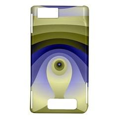 Fractal Eye Fantasy Digital  Motorola DROID X2