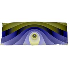Fractal Eye Fantasy Digital  Body Pillow Case Dakimakura (Two Sides)