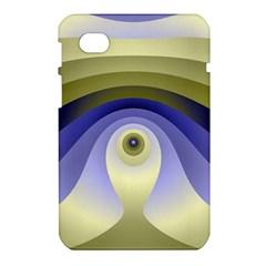 Fractal Eye Fantasy Digital  Samsung Galaxy Tab 7  P1000 Hardshell Case