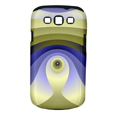 Fractal Eye Fantasy Digital  Samsung Galaxy S III Classic Hardshell Case (PC+Silicone)