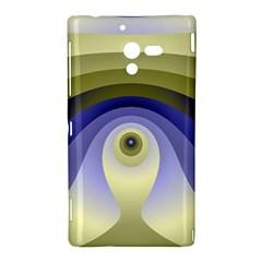 Fractal Eye Fantasy Digital  Sony Xperia ZL (L35H)