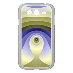 Fractal Eye Fantasy Digital  Samsung Galaxy Grand DUOS I9082 Case (White)