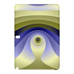 Fractal Eye Fantasy Digital  Samsung Galaxy Tab Pro 12.2 Hardshell Case
