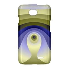 Fractal Eye Fantasy Digital  LG Optimus L70