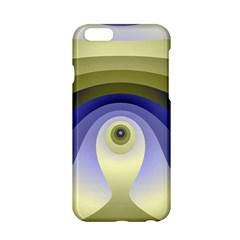 Fractal Eye Fantasy Digital  Apple iPhone 6/6S Hardshell Case