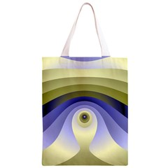 Fractal Eye Fantasy Digital  Classic Light Tote Bag