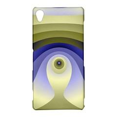 Fractal Eye Fantasy Digital  Sony Xperia Z3