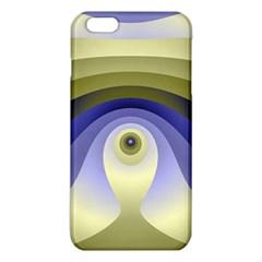 Fractal Eye Fantasy Digital  iPhone 6 Plus/6S Plus TPU Case