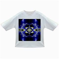 Fractal Fantasy Blue Beauty Infant/Toddler T-Shirts