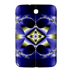 Fractal Fantasy Blue Beauty Samsung Galaxy Note 8.0 N5100 Hardshell Case