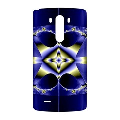 Fractal Fantasy Blue Beauty LG G3 Back Case
