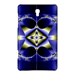 Fractal Fantasy Blue Beauty Samsung Galaxy Tab S (8.4 ) Hardshell Case