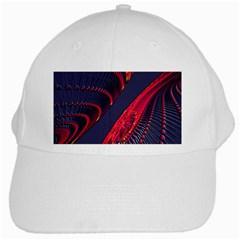 Fractal Fractal Art Digital Art White Cap