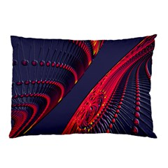 Fractal Fractal Art Digital Art Pillow Case (Two Sides)