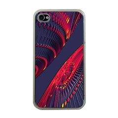 Fractal Fractal Art Digital Art Apple iPhone 4 Case (Clear)