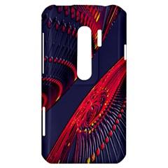 Fractal Fractal Art Digital Art HTC Evo 3D Hardshell Case