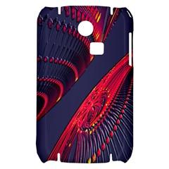 Fractal Fractal Art Digital Art Samsung S3350 Hardshell Case