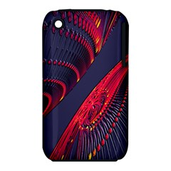Fractal Fractal Art Digital Art Apple iPhone 3G/3GS Hardshell Case (PC+Silicone)