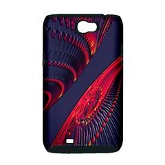 Fractal Fractal Art Digital Art Samsung Galaxy Note 2 Hardshell Case (PC+Silicone)