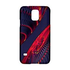 Fractal Fractal Art Digital Art Samsung Galaxy S5 Hardshell Case