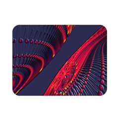 Fractal Fractal Art Digital Art Double Sided Flano Blanket (Mini)
