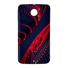 Fractal Fractal Art Digital Art Nexus 6 Case (White)