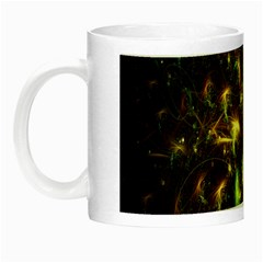 Fractal Flame Light Energy Night Luminous Mugs