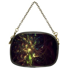 Fractal Flame Light Energy Chain Purses (Two Sides)