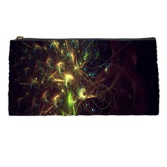 Fractal Flame Light Energy Pencil Cases