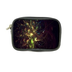 Fractal Flame Light Energy Coin Purse